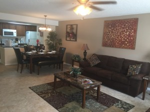 3 BR/2 BA Sweetwater Club Home